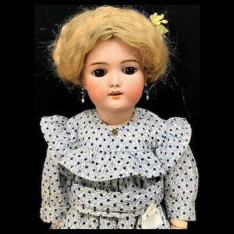 """Heinrich Handwerck Bebe - From the REGINA STEELE COLLECTION - 18"""" German Bisque Doll"""