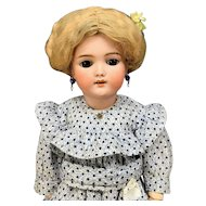 "Heinrich Handwerck Bebe - From the REGINA STEELE COLLECTION - 18"" German Bisque Doll"