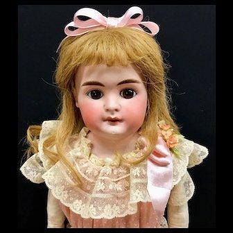 "Alt Beck & Gottschalck Turned Shoulder Head 26"" Antique Doll - Bisque Head ABG"