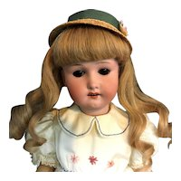 Ernst Heubach Koppelsdorf - SO CUTE! - 250 3/0 Antique Doll - Bisque Socket Head German