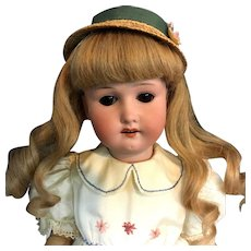Ernst Heubach Koppelsdorf - SO CUTE! - 250 3/0 Antique Doll - Bisque Socket Head German