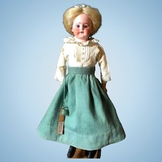 Early Kestner or Simon Halbig # 1a-x Mystery Doll - Antique Bisque Shoulder Head German