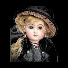 French Bisque Dolls