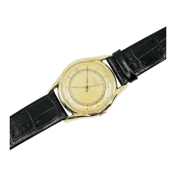 Gents 14k Yellow Gold Universal Geneve Watch