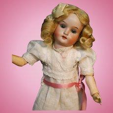 Beautiful doll 12 inches Schoenau Hoffmeister