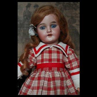"18"" Amazing doll  Gebruder Kuhnlenz-G.K. DEP44.28"