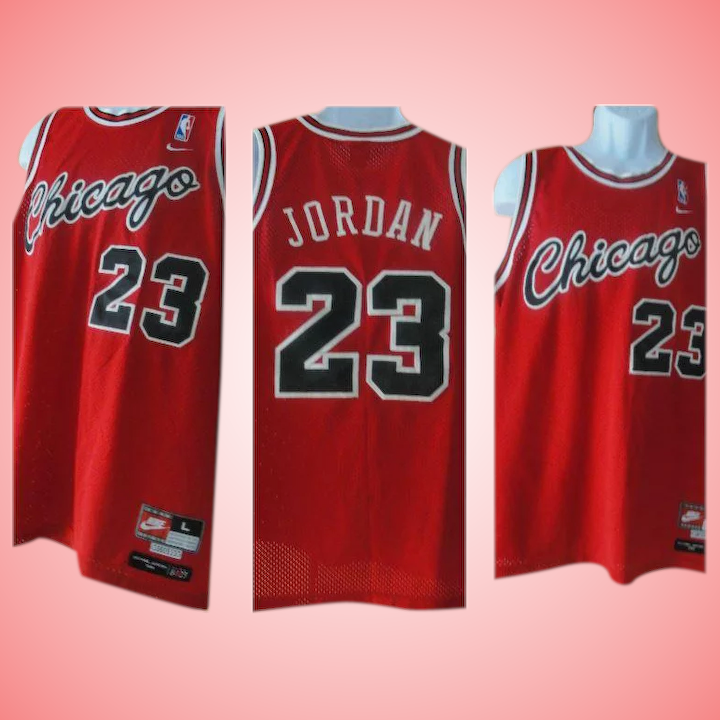 quality design 2f80d d678e Basketball JERSEY Michael Jordan 1984 Chicago Bulls NBA Rookie Stitched Nike