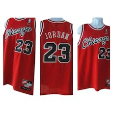 Basketball JERSEY Michael Jordan 1984 Chicago Bulls NBA Rookie Stitched Nike