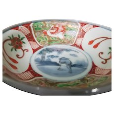 Set-4 19th Century Imari Bowls