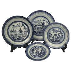 Canton Export 4pc. Place Setting