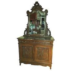 Louis XV Style 4 pc. Bedroom Suite