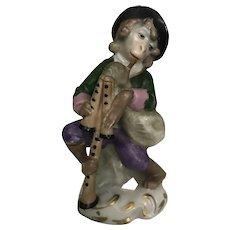"Sitzendorf ""Monkey Band"" Figurine"