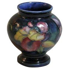 William Moorcroft (c. 1921-1935) Anemone Miniature Vase