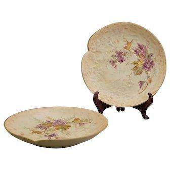 Rudolstadt Blush Serving Plate Pair Macys New York