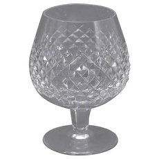 Waterford Alana Brandy Glasses Goblets Irish Crystal (2 Available)