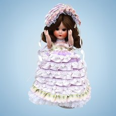 9 inch Shaders China Doll Collection All Porcelain Doll