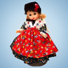 Madame Alexander Doll Germany from the International Collection