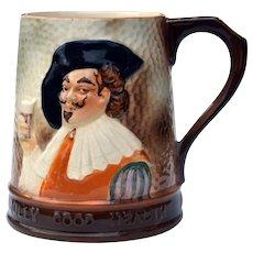 Falcon Ware Cavalier Tankard Mug Made in England