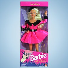 Steppin' Out Barbie 1995 Special Edition New in Box