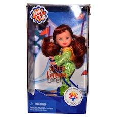 Barbie Kelly Club Doll Skier Lorena New in Box