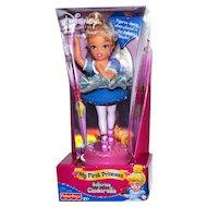 Disney My First Princess Ballerina Cinderella Doll NEW