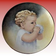 Pease Gutman Tasting Collector Plate Bundle of Joy Collection 1987