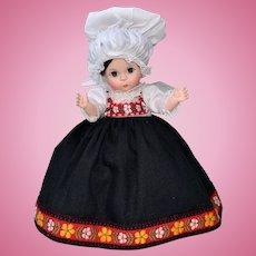 Madame Alexander Doll Norway #584 International Series