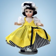 Madame Alexander Doll France #590 from the International Collection