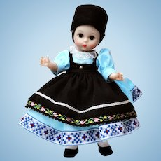 Madame Alexander Doll Romania # 586 from the International Collection