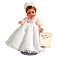 Madame Alexander  8 inch Doll Little Nanny Etticoat #452