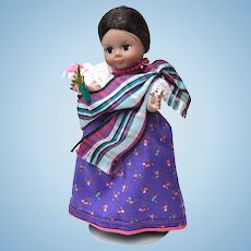 Madame Alexander Laos 8 inch Doll #525 from the International Collection