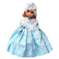 Madame Alexander 8 inch Doll #559 United States Vintage 1975