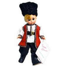 Madame Alexander #511 Russian Cossack Doll 8 inches 1989