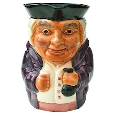 "Shorter and Son Ltd. Staffordshire 5"" Toby Jug 1920"