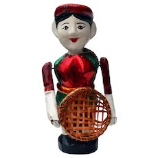 Vietnamese Water Puppet Doll Village Fisherman
