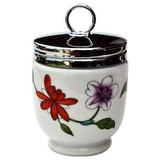 New Royal Worcester Egg Coddler from the 1960s
