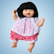Chinese Hong Kong Sweet Baby Girl Doll