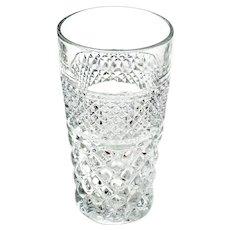 8 Anchor Hocking Wexford Water Soda Ice Tea Hi Ball Glasses 10 oz