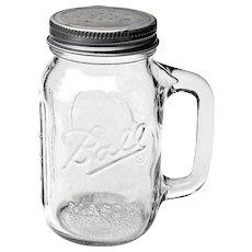 Vintage Mason Jar Shaker