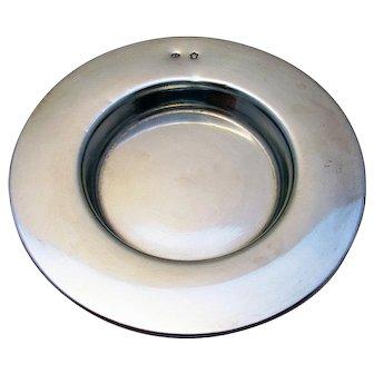 Rare Austro-Hungarian (1872-1922) Solid Silver 800 ARMADA DISH Bon Bon/Pin/Trinket/Sweetmeat Bowl. Austria-Hungary.