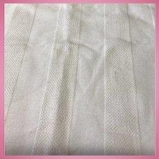 Heavy Cotton pique fabric