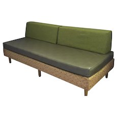 Mid-Century Sofa/Daybed