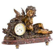 Moreau Clock Set