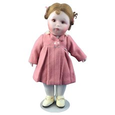 1986 Patricia Coffer * Tansie Comes to Visit Doll