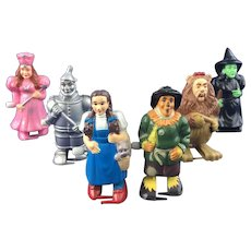 Original Wizard of Oz Wind up walkers 1988