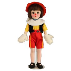 EFFANBEE * Story Book Doll *Pinocchio #1192 - Red Tag Sale Item