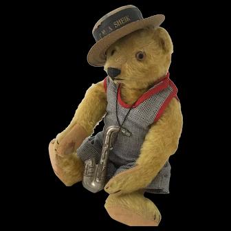 1920's Steiff Bear - I Am A Sheik