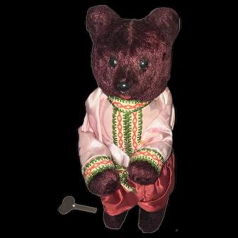 Russian Mechanical Dancing Bear