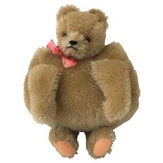 Vintage Teddy Bear Muff - SAF