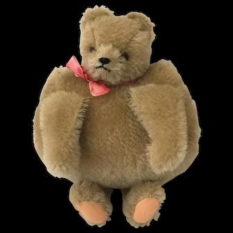 Vintage Teddy Bear Muff